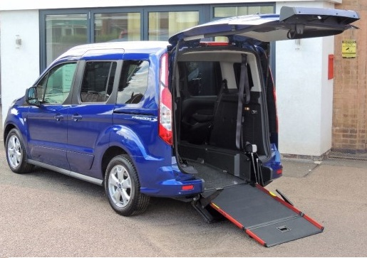Wheelchair Accessible Adapted Vehicle Hire Angel Vehicle Hire